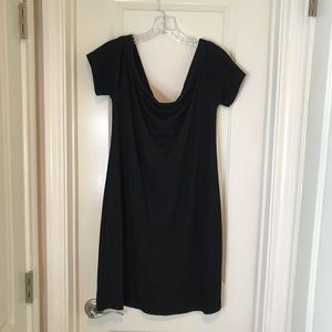 NWT Rue21 Black Off the Shoulder Dress